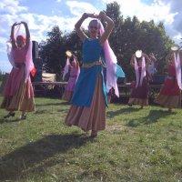 Средневековый танец.4 :: Дмитрий Гринкевич