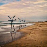 пустынный пляж :: Андрей Козлов
