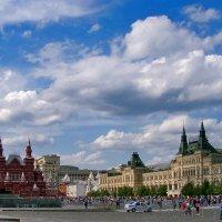 Красная Площадь :: Vera Ostroumova
