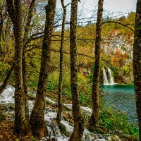 -Озеро Gavanovac, Хорватия :: Vsevolod Boicenka