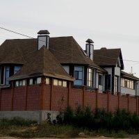 Дом у Круглой бухты :: Александр Рыжов