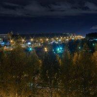 Осень. Ижевск – город в котором я живу! :: Владимир Максимов