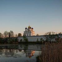 Успенский собор Иосифо-Волоцкого монастыря :: Alexander Petrukhin