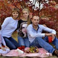 Семья :: Наталья Изразова