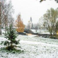 Снег в октябре 24 :: Виталий