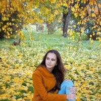 осенью в парке... :: Райская птица Бородина