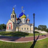 Храм Игоря Черниговского в Переделкино :: Константин