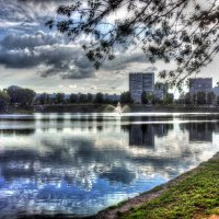 московский парк :: mikhail