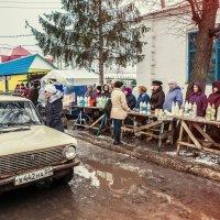 На базаре :: Вячеслав Никулин