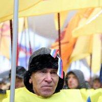 Тверская 4 ноября :: Михаил Бибичков