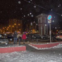 А снег идёт. :: Анатолий. Chesnavik.