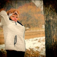Последние теплые денечки :: Нина Борисова