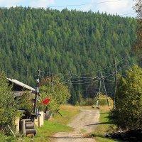 Отголоски прошлого некогда славного леспромхоза :: Екатерина Торганская