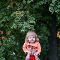 Папа и дочка-совершенно другая история :: Elena