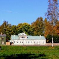 Дом-музей Н.А.Римского-Корсакова :: Сергей Кочнев