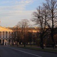 Здание Смольного института :: Александра