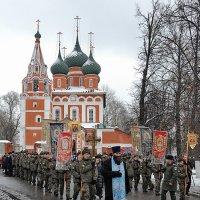 Крестный ход в Ярославле :: Николай Белавин