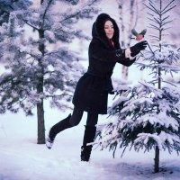 Зима в этом году, ранняя... :: Alex Lipchansky
