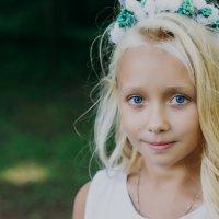 Детское выражение глаз :: Александр Ребров