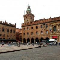 Палаццо Коммунале, Болонья, Италия :: Larisa Ulanova