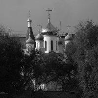 Церковь в районе Тулака в Волгограде. :: Аnatoly Polyakov