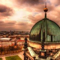 Вид с высоты Берлинского Собора :: Татьяна Каримова