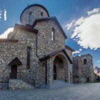 Аланский Свято-Успенский мужской монастырь IMG_8045 5шт :: Олег Петрушин