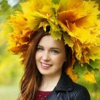 осень :: Мадина Скоморохова