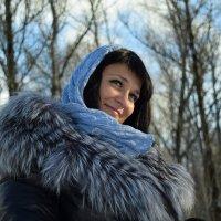 Зимний портрет :: Роман Челазнов