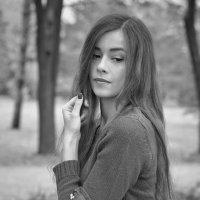 Черно-белый портрет :: Андрей Майоров