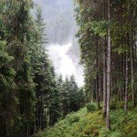 Криммльские водопады :: Алёна Савина