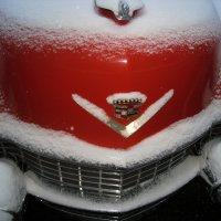 Леди под снегом :: Андрей Батранин