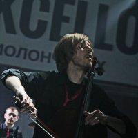 Рок на виолончелях :: Людмила Волдыкова