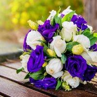 Букет невесты :: Алёна Жила