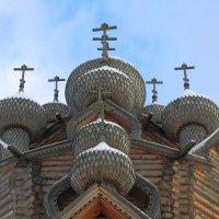 Покровская Церковь. (Невский Лесопарк, Ленинградская область) :: Александр Алексеенко
