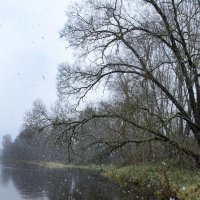 Осенняя река :: Kliwo