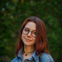 Маша... :: Татьяна Полянская
