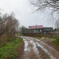 Осенняя дорога :: demyanikita