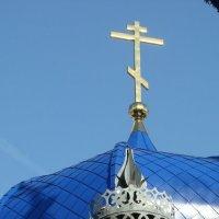 Купол храма :: Наталья Золотых-Сибирская