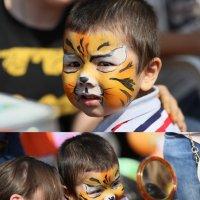 тигры среди нас :: Наталья Введенская