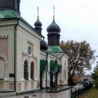 Дорога к храму :: Наталия Каминская