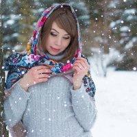 Зима :: Альбина Васильева
