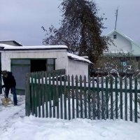 Зима пришла :: Евгений Алябьев