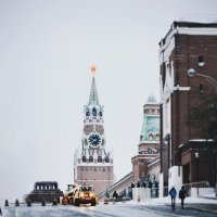 Москва :: Иван Новоселов