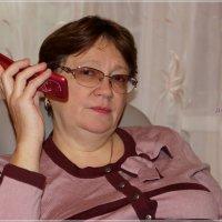 Позвоню ка я мужу. :: Anatol Livtsov