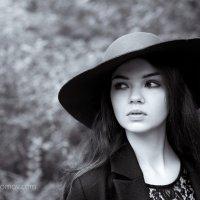 В шляпе :: Александр Сомов