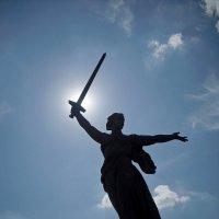 Мамаев курган :: Евгений Гузов