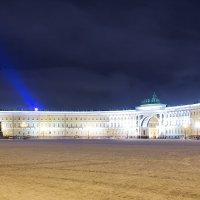 Дворцовая площадь. :: Станислав Хохолков