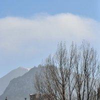 вид на вершины Бештау из города :: Мария Климова