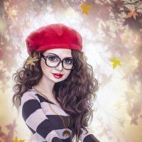 Кукла. :: Наталья Борисова